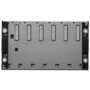 TSXRKY6 6 SLOT STANDARD RACK WITHOUT CON