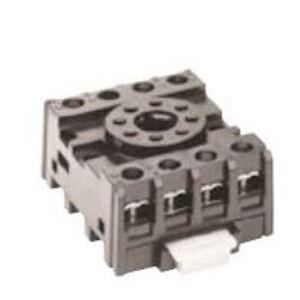 ABB CR420KA2 Relay Socket, Plug In , 8-Pin, Type K