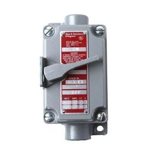 Pass & Seymour 7813-EX P&S 7813-EX HAZ LOC ENCL WITH 7803S