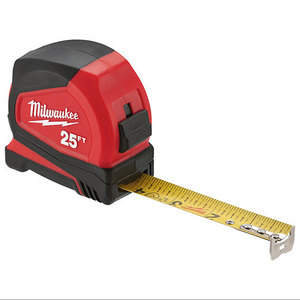 Milwaukee 48-22-6625 25 Ft. Compact Tape Measure