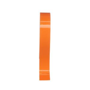 Panduit T100X000RUT Reflective Continuous Tape, Orange, 1.00