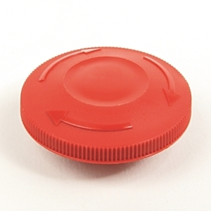 Allen-Bradley 800MR-N30A CAP,RED COLOR FOR