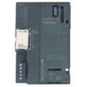 Emerson IC200PNS001 Interface Unit, Remote I/O, Profinet Network, Cooper Media, Switch