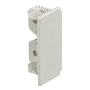 Hubbell-Wiring Kellems PW2EC WALLTRAK2, END CAP