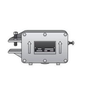 OZ Gedney 7AS10C Switch, Inertia, 7A Series, 1NO/NC Contact, NEMA 7/9, Snap Action