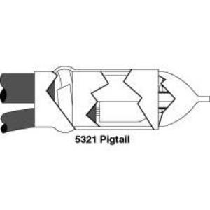 3M 5321 Motor Lead Splice Kit, 8 - 4 AWG Feeder Range, 10 - 4 AWG Motor Cable Range