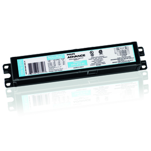 Philips Advance IOP4PSP32SC35I Electronic Ballast, 4-Lamp, 120-277V, Program Start