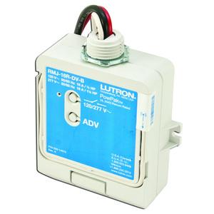 Lutron RMJ-16R-DV-B Energi TriPack Load Controller PowPak