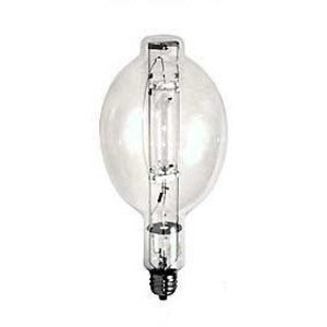 Damar 01060F Metal Halide Lamp, BT56, 1000W, Clear