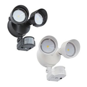 Lithonia Lighting OLF2RH40K120MOBZM6 LED Motion Security Floodlight