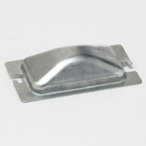 Eaton B-Line BPS1 METAL PROTECTOR PLATE FOR ONE DEVICE TOGGLE SWITCH