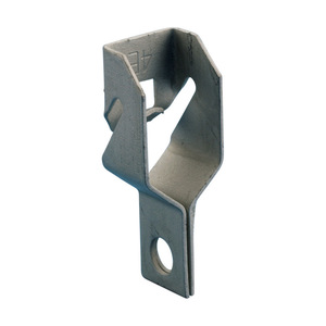 "nVent Caddy 122 Z Purlin Clips, 1/4"" Hole"