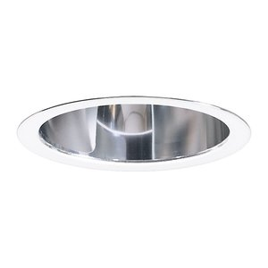 """Lightolier 1096CD Wall Wish Trim, Open, 5"""", Clear Diffuse *** Discontinued ***"""