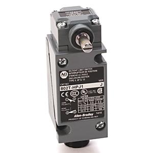 Allen-Bradley 802T-HPJ9 METAL PLUG-IN OILTIGHT LIMIT SWITCH