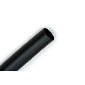 FP301X-1/4X48BK HEAT SHRINK TUBING BLACK