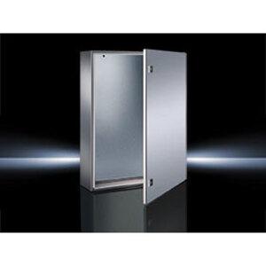 "Rittal 1014600 Enclosure, Hinge Cover, NEMA 4X, 29.9 x 29.9 x 11.8"""