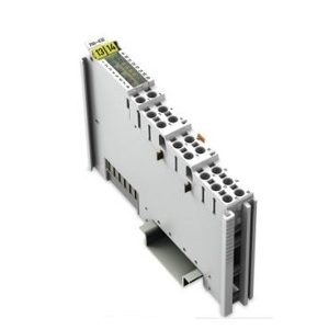 Wago 07500632 Interface Module, Proportional Valve, 2 Single Coil, 24V AC/DC, 1.6A
