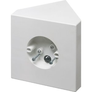 Arlington FB900 Fan/Fixture Box, 80° Cathedral Ceiling, Non-Metallic