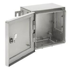 nVent Hoffman ATEX484820SS61 SS Hazardous Loc Enclosure, 4X, 19x19x8