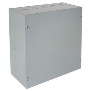 Orbit Industries 12124-50 Enclosure, NEMA Type 1, Screw Cover