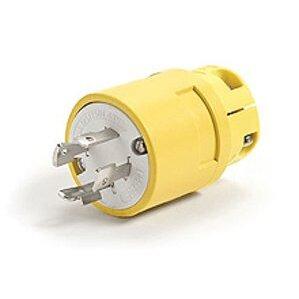 Woodhead 2674 Super-safeway Plug NEMA L14-20 20a125/25