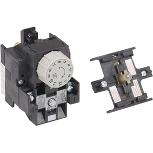 Square D 8501XTE2 Control Relay, Pneumatic Timing Attachment, 5-180 Seconds, On Delay