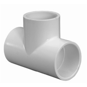 Lasco Fittings 401-007 401007 3/4 TEE S