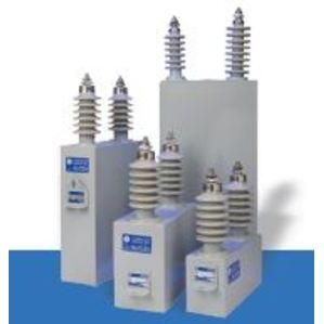 GE 18L0015WH Capacitor, Dielektrol, 2400-4160V, 3P, Internal Discharge Resistor
