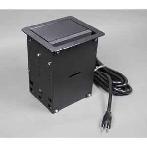 Wiremold TB672AUBK WMD TB672AUBK INTEGREAT BOX A