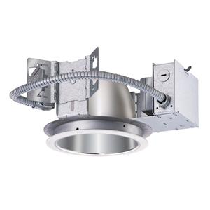 """Juno Lighting CH6-226Q 6"""" Horizontal CFL Housing 120/277V HPF Electronic"""