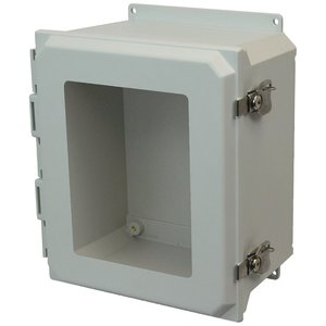 Allied Moulded AMU1206TWF Wall mount enclosure assembly