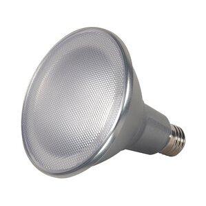 Satco S9447 Satco S9447 - 15 watt PAR38 LED; 3500K; 38' beam spread; Medium base; 120 volts