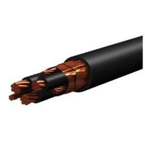 Omni Cable BEL29530C VFD Cable, 2/0-3 Copper, TC-ER, Shielded