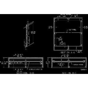 A72P72F1 PANEL  FULL  60.00X68.00