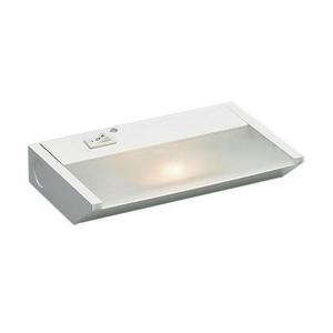 "Kichler 12011WH Undercabinet Light, Xenon, 1-Light, 7"", 20W, 120V, White"