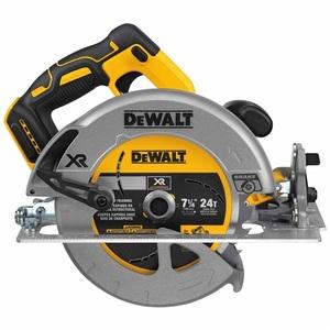 """DEWALT DCS570B Circular Saw, 7-1/4"""" Blade"""