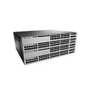 CDW 2942845 Ethernet Switch, WS-C3850-48T-S, Cisco Catalyst 3850-48T, 48 Port