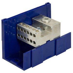 Ilsco LDA-24-500 AL MECH (P)2x500-4 (S)4/0-6  T URCSA 1 S