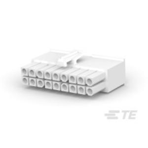 Tyco Electronics 770584-1 18P MINI UMNL PLUG HSG