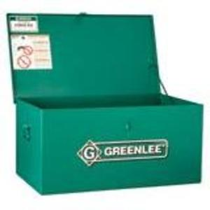 "Greenlee 1230 Small Storage Box -  HxWxD: 12"" x 30"" x 16"""