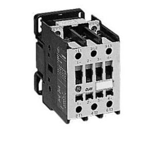 ABB CL07A300MJ Contactor, IEC, 65A, 460VAC, 3P, 120VAC Coil, No Auxiliary Contact