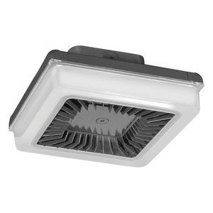 RAB PRT55 LED Garage Light, 55 Watt, 6352 Lumen, 5000K, 120-277V