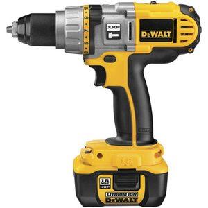DEWALT DCD970KL 18V Cordless Hammer Drill/Driver