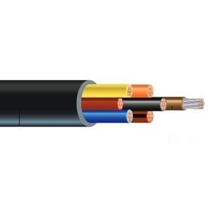 Southwire 59196099 Control Cable, Type TC-ER, 12/3 Copper, 600V