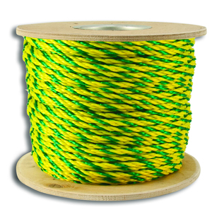 Greenlee 413 Poly Pro Pull Rope, 600', 1130 lbs