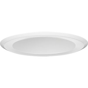 "Progress Lighting P8268-28 5"" Deep Open Reflector, White Finish"