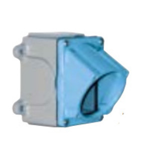 Meltric 61-6A053-080-34 Dsn60 Angle/box