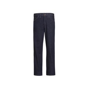 "Workrite Uniform 488AC-14-DN-40X34 Dickies 5 Pocket Jean, 40"" Waist x 34"" Inseam, Denim"