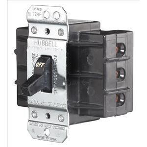 Hubbell-Kellems HBL7863D 60a 600v 3p Disc Sw