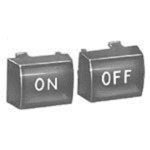 Eaton E30KK23 Multifunction Pushbutton Operator, Type K, Lens, Pair, Red/Green
